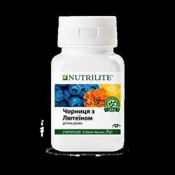 Черника с лютеином NUTRILITE Amway
