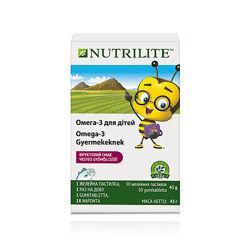 Омега-3 для детей от NUTRILITE Amway