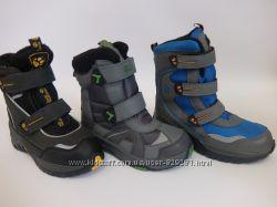 Новые модели Зимние ботинки Jack Wolfskin 26 - 36р-р. Наличие