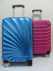 Чемоданы из поликарбоната Suitcase - Ракушка.