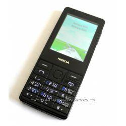 Мобильный телефон Nokia Asha 515 2Sim. Экран 2, 5