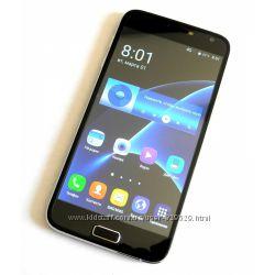 Мобильный телефон Samsung S7 Plus Экран 5, 5, Процессор 4 ядра Копия