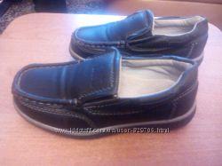 Мокассины-туфли для мальчика 26 размер