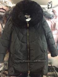 Зимние курточки цвета и модели разные