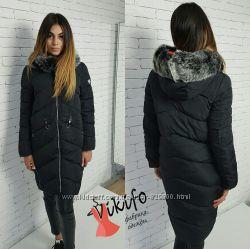 Курточки зимние в наличии