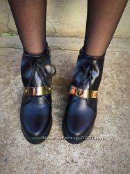 Продам зимние ботинки сапоги