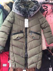 Зимнюю куртку