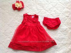 Дуже гарні плаття Carters на 1-3роки