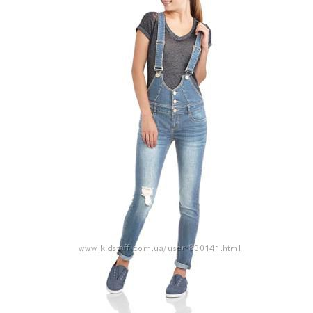 Распродажа Новый Стильный джинсовый комбинезон размер XS S M L