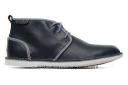 новые Clarks ботинки  41 размер