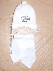 Шапка шарф Польща, купувала за 150 грн. продаю за 85 грн.