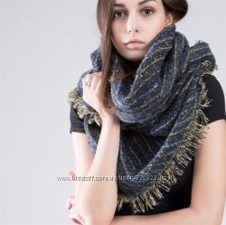 Уютный шарф Флитвуд. Цвета в асс.