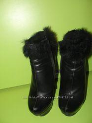 Красивые полусапожки ботиночки