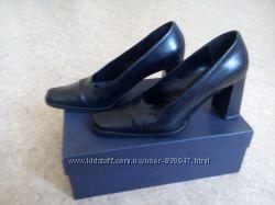 Настоящие итальянские туфли 37 р.