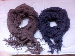 Женские теплые шарфы