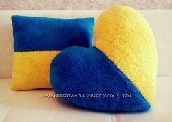 Комплект подушек флаг Украины