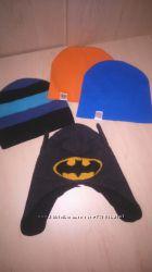 Детские демисезонные шапки 3-4 года