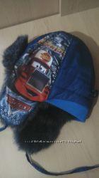 Детская шапка ушанка р. 50