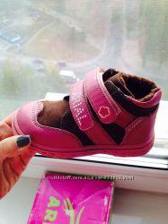 Осенние ботиночки Arial