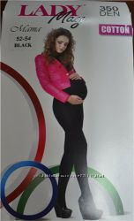 Колготки для беременных Lady May Мама 350 DEN