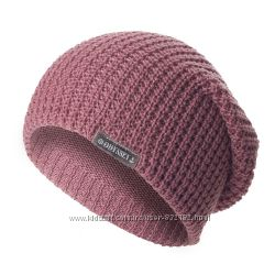 Стильная шапочка-колпак цвета шерсть ТМ Odyssey