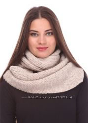 Снуд-модно тепло комфортно шерсть ТМ  Odyssey