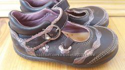 Кожанные туфли Pepino 22 размер