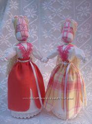 Кукла-мотанка Веста -Невеста- Только под заказ.
