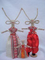 Коза - символ веселья и благополучия. Подарок-оберег. Handmade.