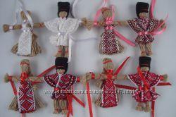 ---Неразлучники--- Кукла-мотанка Оберег и подарок в дом.