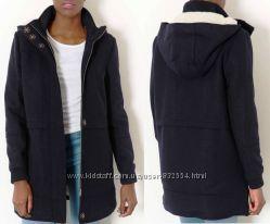 Пальто черное TopShop новое, в наличии