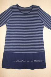 Стильная туника-платье George