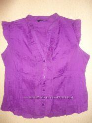 Красивая летняя блуза F&F