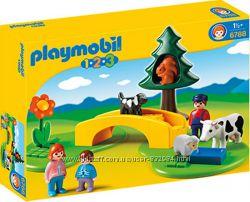 Конструктор  Playmobil 6788 На лужайке От 1, 5 лет.