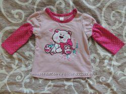Кофточка для девочки Gloria Jeans 6-9 месяцев