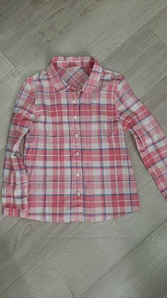 Рубашка waikiki 6-7лет