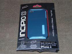 Чехол для iPhone 4 Incipio Navy Blue