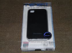 Чехол для iPhone 4 Protekto Black