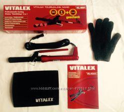 Профессиональные щипцы  Гофре  VITALEX VL-4041 с керамическим покрытием