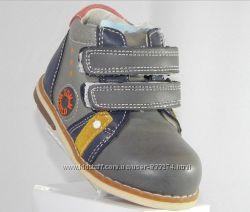 Детские ботиночки на мальчика ТМ Tom. m Румыния