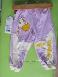 Спортивные штаны на рост 74, 80, 86 и 92 см  в разных цветах