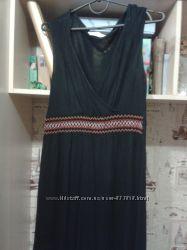 Плаття, платье черное, для беременных