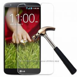 Ультратонкое противоударное защитное стекло для SAMSUNG, LG, HTC, LENOVO