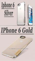 Прозрачный эргономичный тонкий чехол Baseus Sky Case Iphone 6