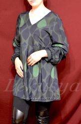Легкая тонкая блуза для беременной размер 48-50 в идеальном состоянии