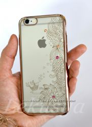 Remax Diamond Crystal Protective Case для Iphone 6