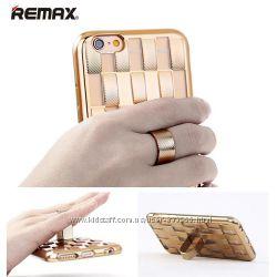 Шикарный защитный чехол с креплением на палец REmax Milano Iphone 6 6S
