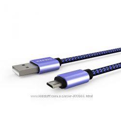 Кабели для зарядки MicroUsb для SamsungLenovoSonyLgNokiaFlyMeizu и др.