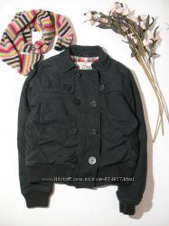 Куртка теплая черная Big Star короткая-S-ка
