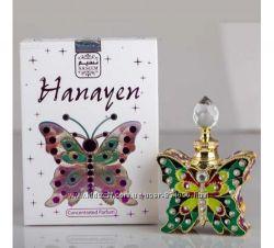 Арабские масляные духи Hanayen от Naseem.